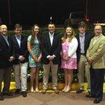 Emerald High School Boys Varsity Golf finishes 24th place