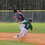 Emerald High School Junior Varsity Baseball falls to Easley High School 2-3