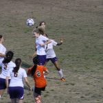 Emerald High School Girls Varsity Soccer falls to Blue Ridge High School 0-7