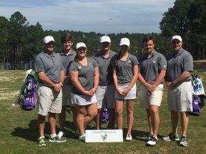 2016 Boys' Varsity Golf