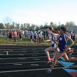 Emerald High School Girls Varsity Track finishes 3rd place