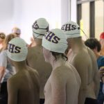 Four Swimmers Compete at State Championships
