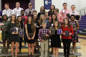 Fall Sports Awards Night