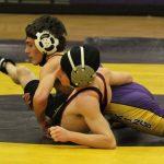 Wrestling Advances in Playoffs