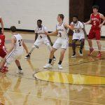EHS Boys Varsity Basketball Team Enters Playoffs Tuesday