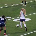 Emerald High School Girls Varsity Soccer falls to Carolina 10-2