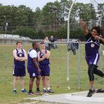 Emerald Track Splits Meet With Greenwood
