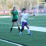 Emerald High School Girls Varsity Soccer beat Dixie High School 3-0