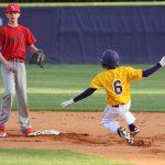 Emerald High School Freshman Baseball C Team beat Mid-Carolina High School 4-0