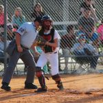 Viking Softball- Playoffs Round One