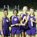 Track: Region Meet – Boys (3rd) , Girls (2nd)