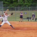 Scott Shines on the Softball Field