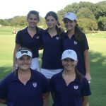 Lady Viking Golf Qualifies For 3rd Straight State Tournament