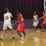 JV Boys Basketball v Clinton