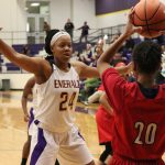 Girls Varsity Basketball beats Strom Thurmond 57 – 46