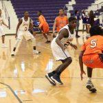 JV Basketball vs Carolina