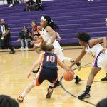 Girls Basketball vs Carolina