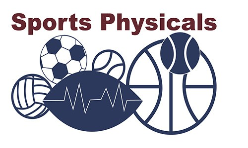 Athletic Physicals April 17th