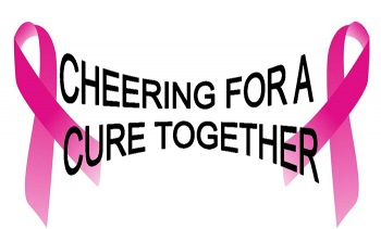 Vikings Cheer Camp to Tackle Breast Cancer!