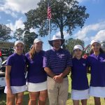 Lady Viking Golf Qualifies for 4th Straight State Tournament