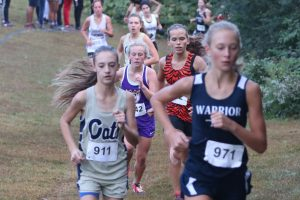 Cross Country – AAA Upper State (10/27)