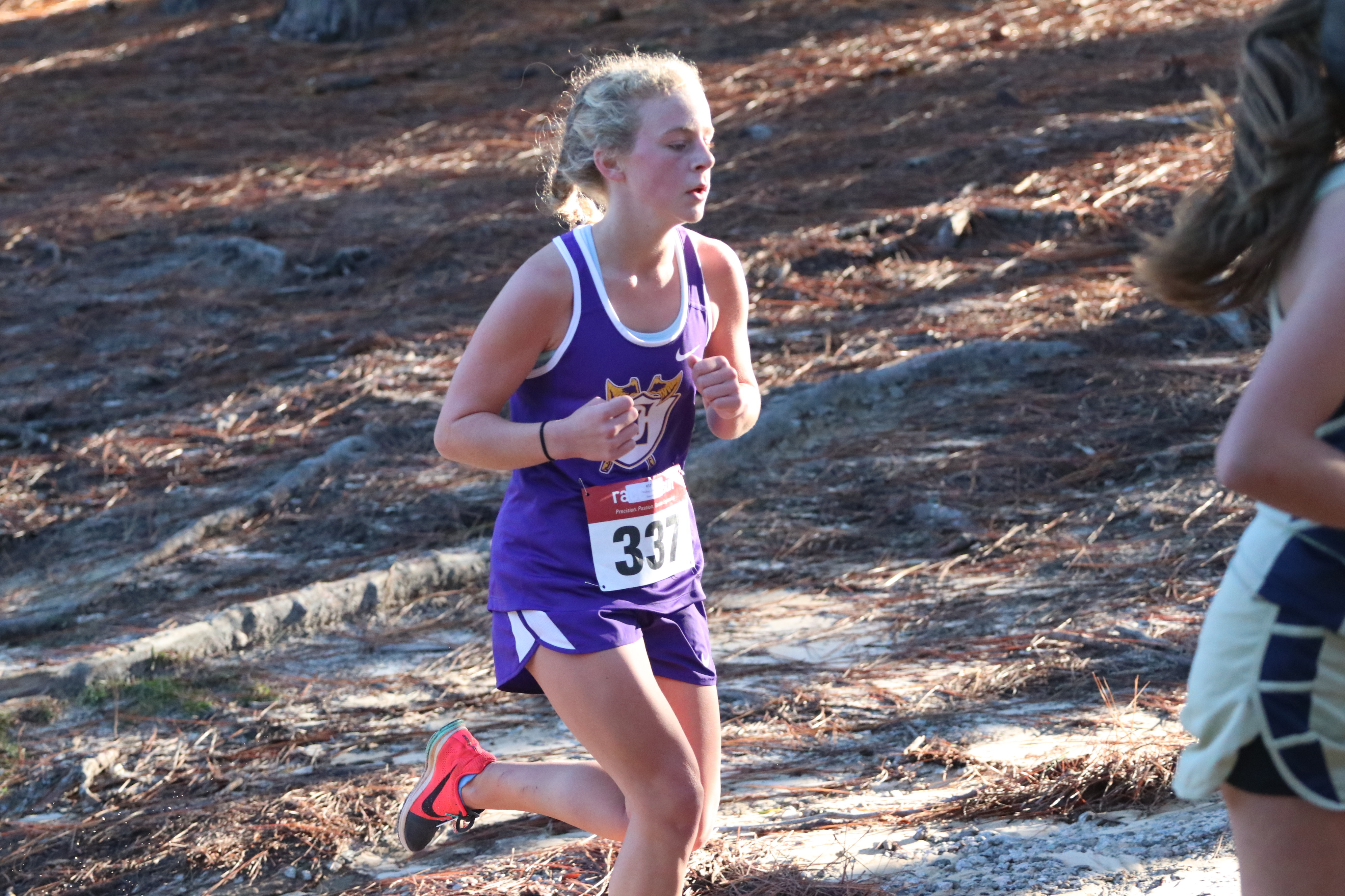 Vickery Finishes Earns All-State Honors