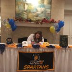 Brock Signs With UNC Greensboro