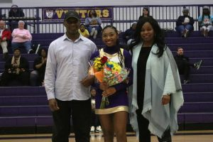 Basketball – Senior Night