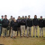Emerald Clay Team shoots SCTP event at Backwood's Quail Club in Georgetown, SC