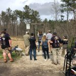 Emerald Clay Team competes in the SCDNR Scholastic Clay Target Sports Governor's Cup event at Palmetto Shooting Complex in Edgefield, SC