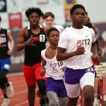 Emerald Track Hosts First Meet of Season