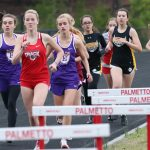 Emerald Track Competes at Palmetto