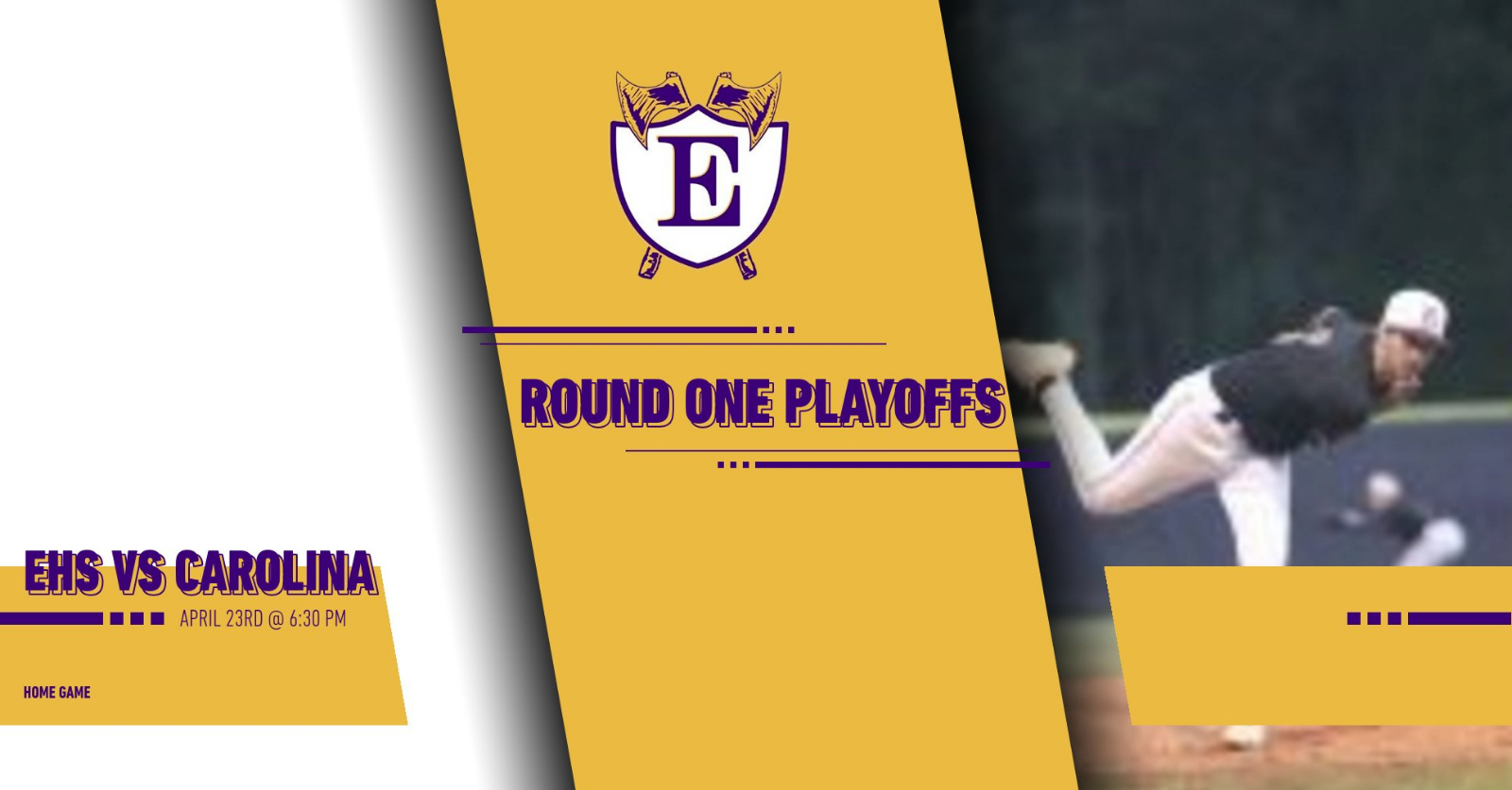 Round One Baseball Playoffs