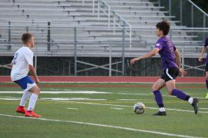 Boys Soccer v Broome (Playoffs Rnd 1)