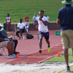 State Track Finals - Jamil Martin