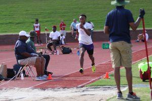State Track Finals – Jamil Martin