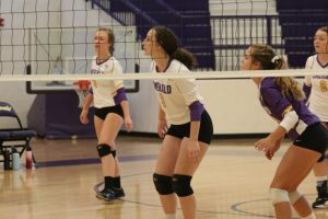 Volleyball vs. Strom Thurmond