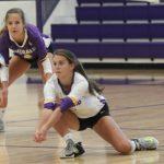 Girls Varsity Volleyball beats Strom Turmond 2 – 0