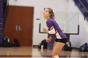 Volleyball vs Woodruff