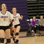 Girls Varsity Volleyball falls to Woodruff 3 – 0