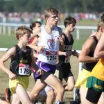 EHSXC Competes at Coaches' Classic