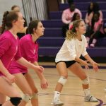 Volleyball Team Celebrates Season