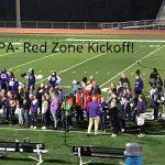 WSPA Red Zone Kickoff