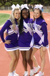 Senior Night: Football, Cheer, ROTC, Band