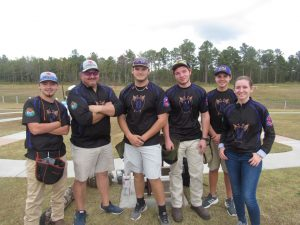 Emerald Clay Team competes in the SCTP Trap Qualifier Photo Gallery