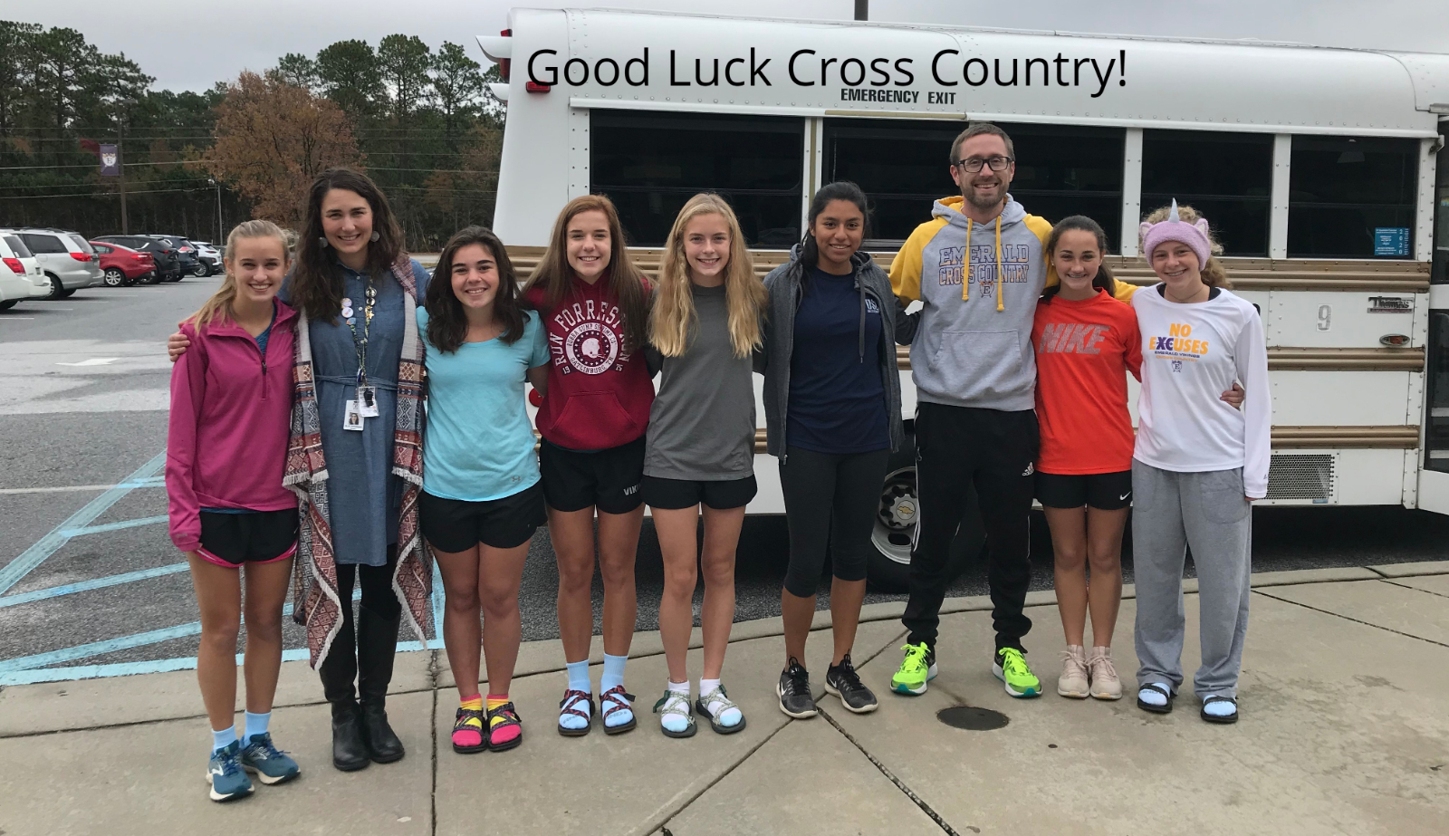 Girls' Cross Country to Participate in State Meet