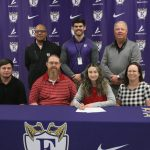 Sartin Signs with Newberry Golf