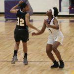 Girls Basketball vs GWD High