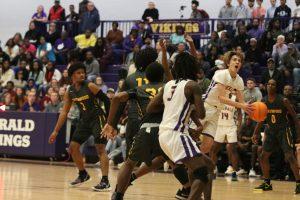 Boys Basketball vs GWD High