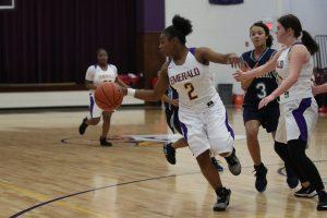 JV Girls Basketball vs Newberry